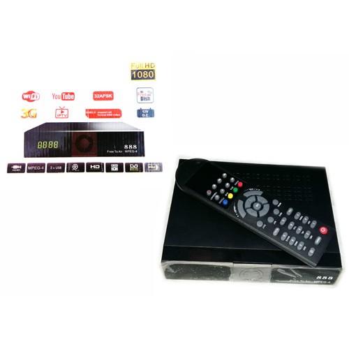 Full HD Free to Air Set Top Box Wifi, 3g, CCcam, Newcam, Youtube