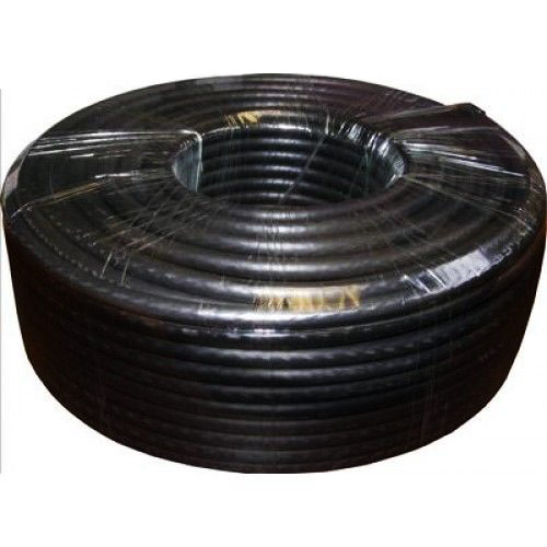 rg 6 coaxial cable / roll for cable tv, dth, dish tv - outdoor use - 50 feets