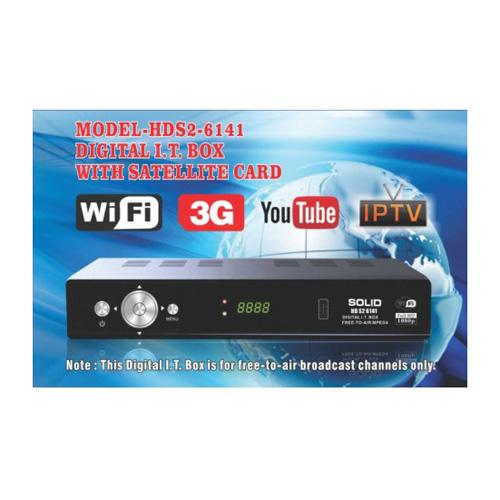 SOLID HDS2 6141 IT Box