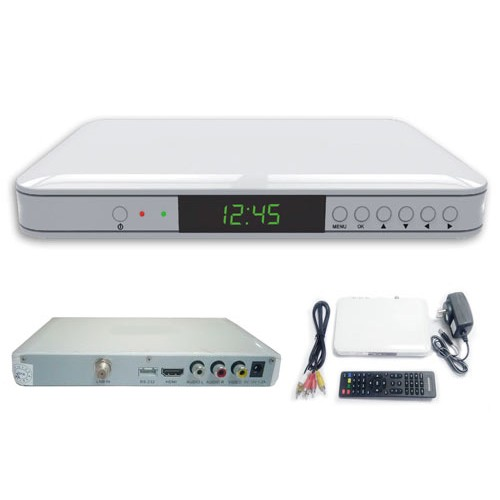 Full HD1080 Free To Air Set Top Box MPEG-4 HDMI USB Recording  sc 1 st  Ovicart : free to air box - Aboutintivar.Com
